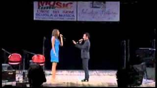 Giada Pizzuto cover duetto con Giacomo Nicolosi-The Prayer