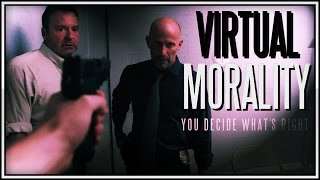 WELL THAT ESCALATED QUICKLY | Interrogation Simulator (Virtual Morality: The Prisoner