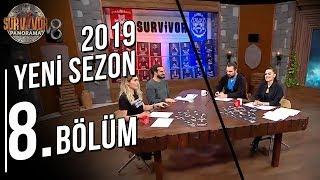 Survivor Panorama  | 4. Sezon | 8. Bölüm
