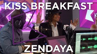 Zendaya talks Spider-Man: Homecoming, dating & more!