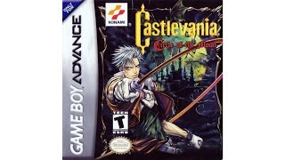 Castlevania: Circle of the Moon Review for the GBA