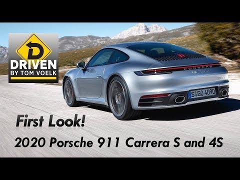 Driven- 2020 Porsche 911 Carrera S First Look
