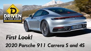 Driven- 2020 Porsche 911 Carrera S First Look