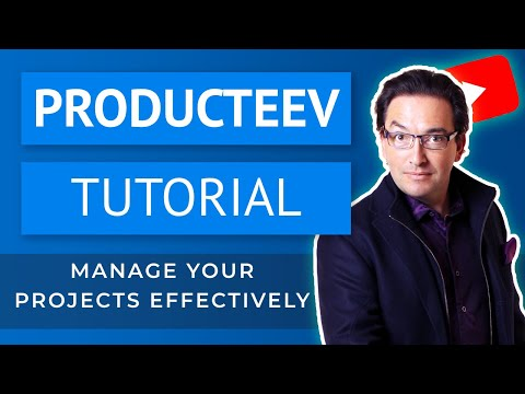 Producteev Tutorial and Review - How to Use this Project and Task Management Tool