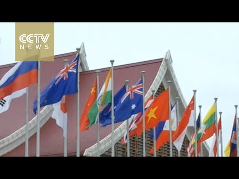 East Asia Summit: ASEAN leaders and dialogue partners gather in Laos