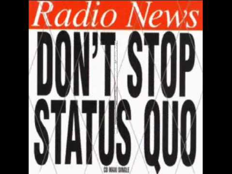 Status Quo All Around My Hat (don't Stop).wmv