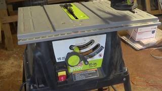 GET THE MOST OUT OF A CHEAP TABLE SAW