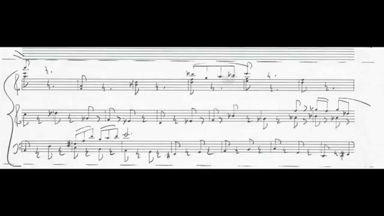 Conlon Nancarrow - Player Piano 5 • Vol. 3: Studies 33-41c