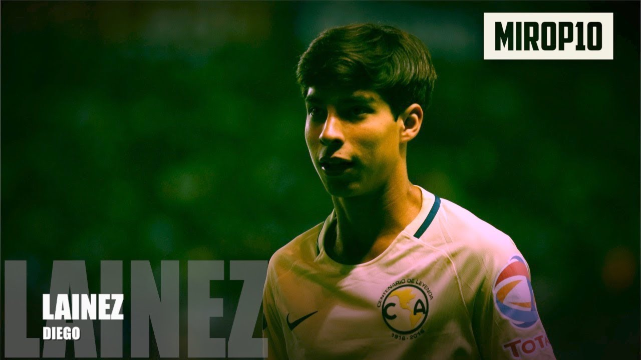 2ddaa2b83 DIEGO LAINEZ ✭ CLUB AMERICA ✭ THE MEXICAN WONDERKID ✭ Skills   Goals ✭ 2017  ✭