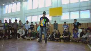 Dubstep Dance Show - Dragon 2012/Song: Muse Feeling Good (dubstep remix)