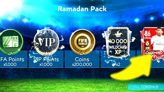 ELITE PLAYER PACK OPENING IN FIFA MOBILE 19 TOTS PACK OPENING