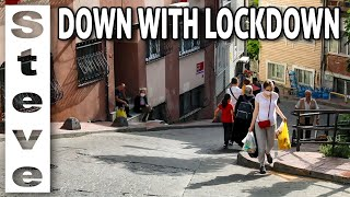 DOWN with LOCKDOWN (and up) ??