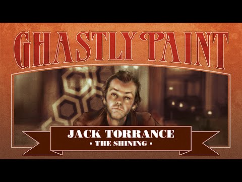 Ghastly Paint - Jack Torrance (The Shining)