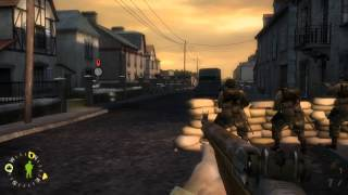 Brothers in Arms: Road to Hill 30 [16][D+6: Push Into Carentan]