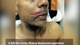 Slashing cases in Singapore