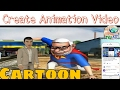 Create cartoon animation video with Android Mobile 2018