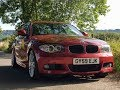 BMW 125i M Sport Coupe 2009 E82 3.0 in Sedona Red. Personalised condition and specification review