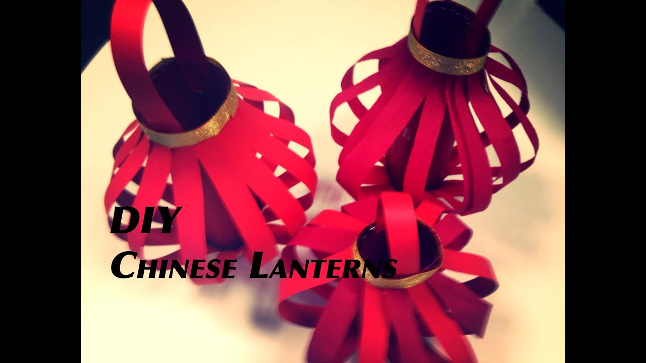 Diy chinese lantern youtube - How to make chinese lantern ...