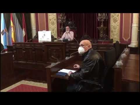 Xunta de Goberno en el Concello de Ourense