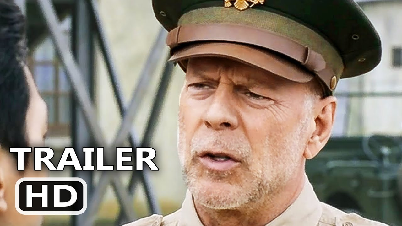 AIR STRIKE Official Trailer (2018) Bruce Willis, Action, Adventure Movie HD