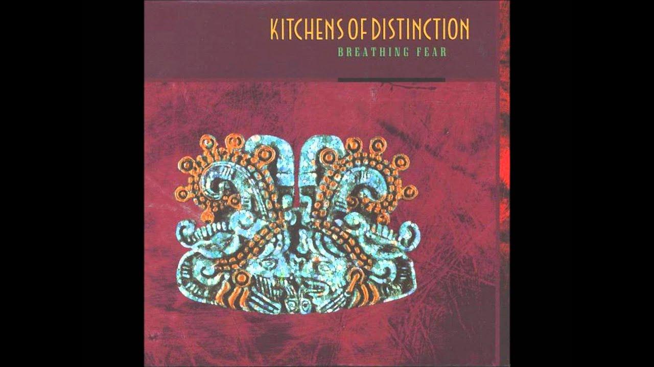 Kitchens Of Distinction   Skin   Breathing Fear Single