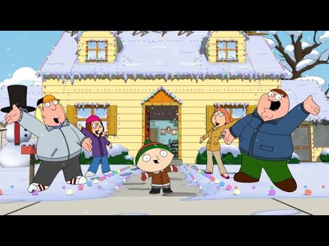 family guy all i really want for christams this year original