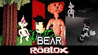 Roblox BEAR: The bear that wanted to burn