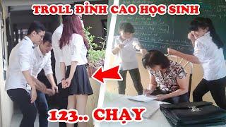 Tuổi Thơ Dữ Dội với 7 Trò Troll Bá Đạo Của Học Sinh Việt Nam