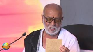Morari Bapu Q-4 -Bapu kya aatma-snmaan kho kr Katha sunani chahiye?. 9890420500 (Knyakumari)