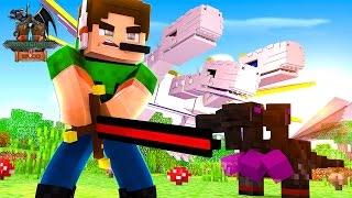 Minecraft Épico #1 - O Início De Uma Aventura ÉPICA !! (Servidor Multiplayer)