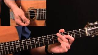 50 Gypsy Jazz Licks - #1 La Pompe - Guitar Lesson - Reinier Voet