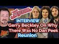 Capture de la vidéo Interview: America's Gerry Beckley: Why They Never Reunited With Dan Peek