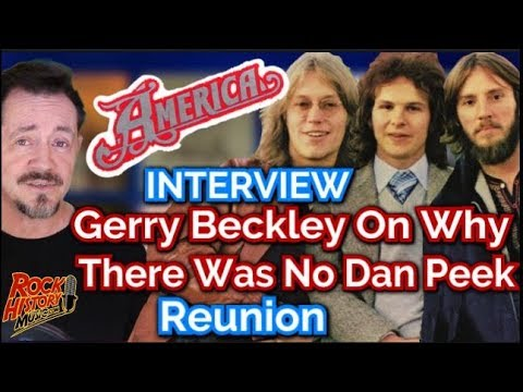 Interview: America's Gerry Beckley: why They Never Reunited With Dan Peek from YouTube · Duration:  3 minutes 2 seconds