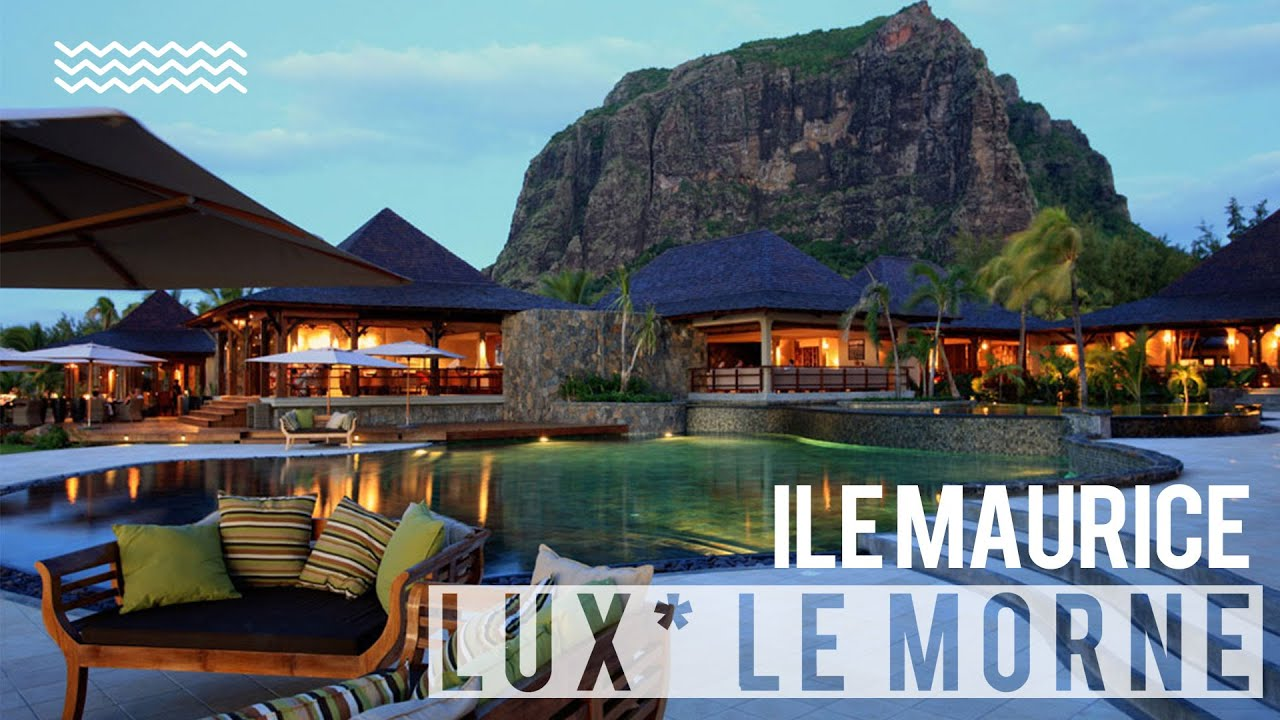 Hotel ile maurice le morne brabant for Design hotel 1690