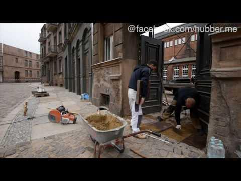 Berliner Straße: Die neue Außenkulisse  in den Studios Babelsberg