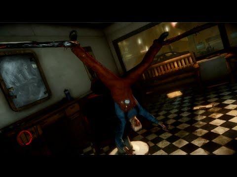 Wishbone Execution - The Darkness II Gameplay (Xbox 360)
