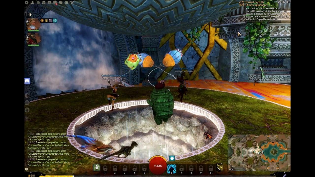 Guild Wars 2 Funny Wunschbrunnen