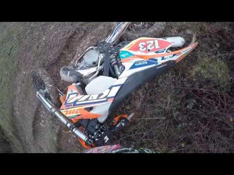 Hill Climb and Playing at the Salisbury Plain!! KTM 300 XC