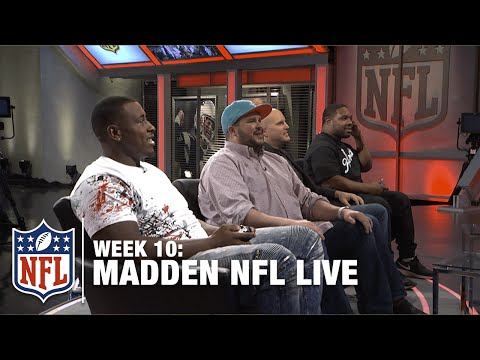 Madden 16: MJD vs. 49ers Marcus Martin Gameplay Challenge | Madden NFL Live