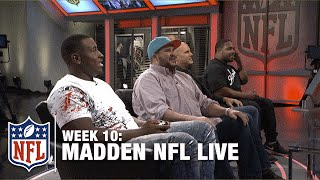 MJD vs. 49ers Marcus Martin Madden 16 Gameplay Challenge | Madden NFL Live | Xbox One