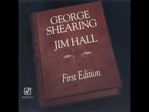 STREET OF DREAMS   GEORGE SHEARING&JIM HALL (1981)