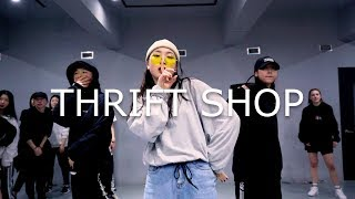 Gambar cover MACKLEMORE & RYAN LEWIS - THRIFT SHOP FEAT. WANZ | SOOMIN choreography | Prepix Dance Studio