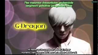 G-Dragon ft. ? - Without you / Eventually (Sub español + Romanización)