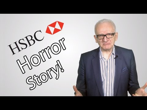 HSBC Horror Story!