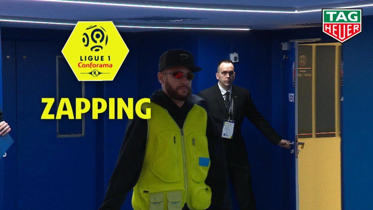 Zapping de la 24ème journée - Ligue 1 Conforama / 2019-20
