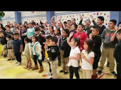 X MAS A LAREDO TX ...Judith Zaffirini Elementary School