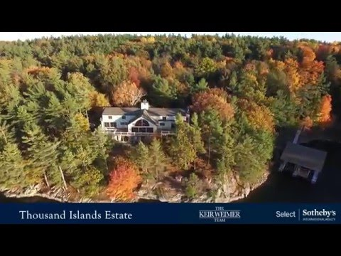19289 Rock Baie Rd Wellesley Island, NY - Thousand Islands Estate For Sale