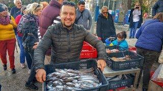 будва : Где купить свежую рыбу. Отдых в Черногории