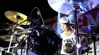 Rosemary - Drum Battle - Denny hsu x Gebeg Taring