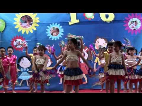 Múa: Nụ cười tuổi thơ - Mầm non Việt Pháp